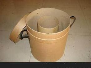 提手纸板桶